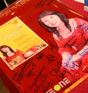 2009 Book Launch Singapore