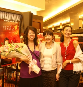 2010 Book Launch Singapore