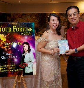 2019 Book Launch Singapore