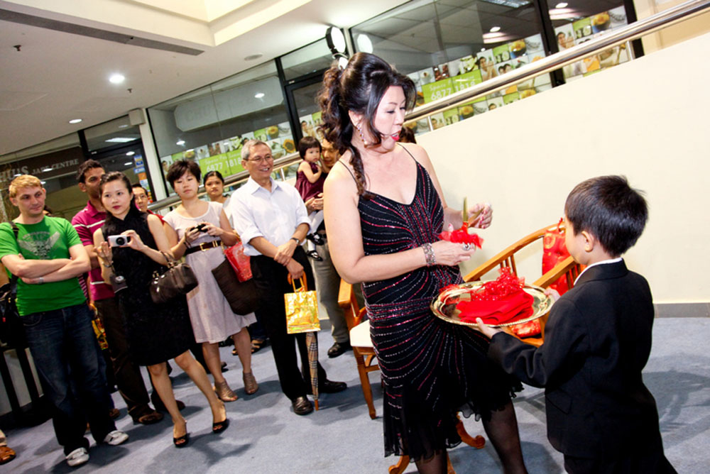 2011 Book Launch Singapore