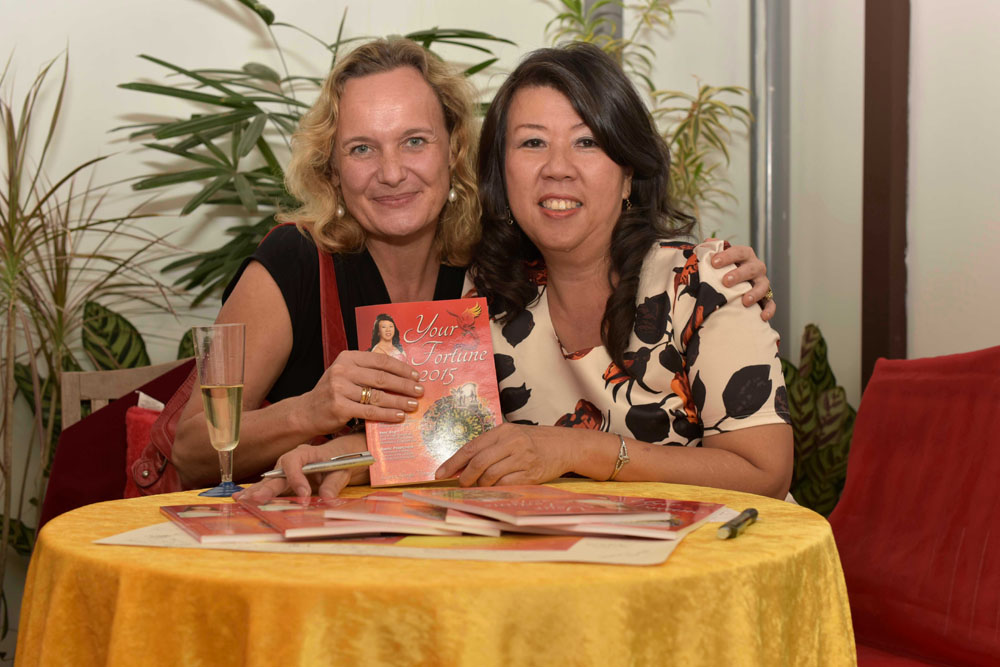 2015 Book Launch Singapore
